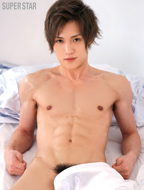 Movie star erotic photo session